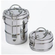 Load image into Gallery viewer, TOGO WARE | 3-Tier Stacked Snack Tiffin