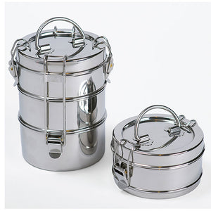 TOGO WARE | 3-Tier Stacked Snack Tiffin