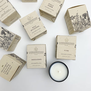 CANDLESSENTIALS | Candles