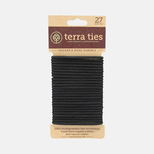 TERRA TIES | Biodegradable Hair Ties