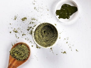 NEW MOON HERBS | Matcha Moon Mask
