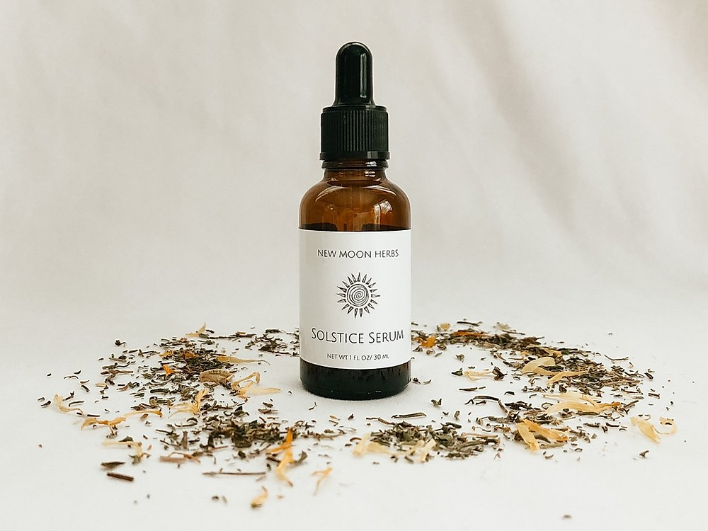 NEW MOON HERBS | Soltice Serum