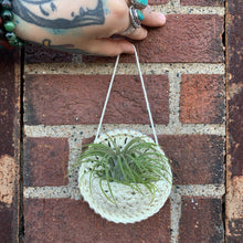 Load image into Gallery viewer, CATKNOT | Crocheted Plant Holder