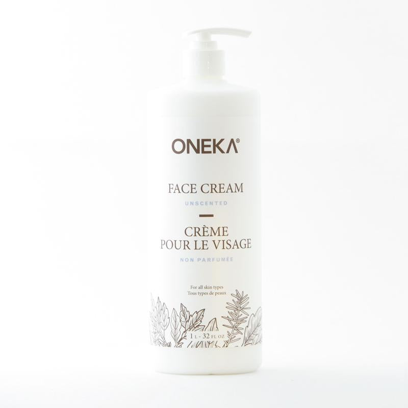 ONEKA | Face Cream - BULK (container NOT included)