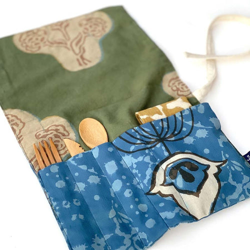 ICHCHA | Cutlery Wrap with Napkin