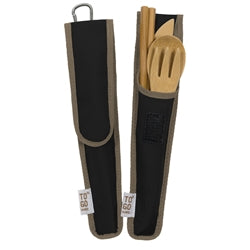 TOGO WARE | Bamboo Utensil Set - Adult