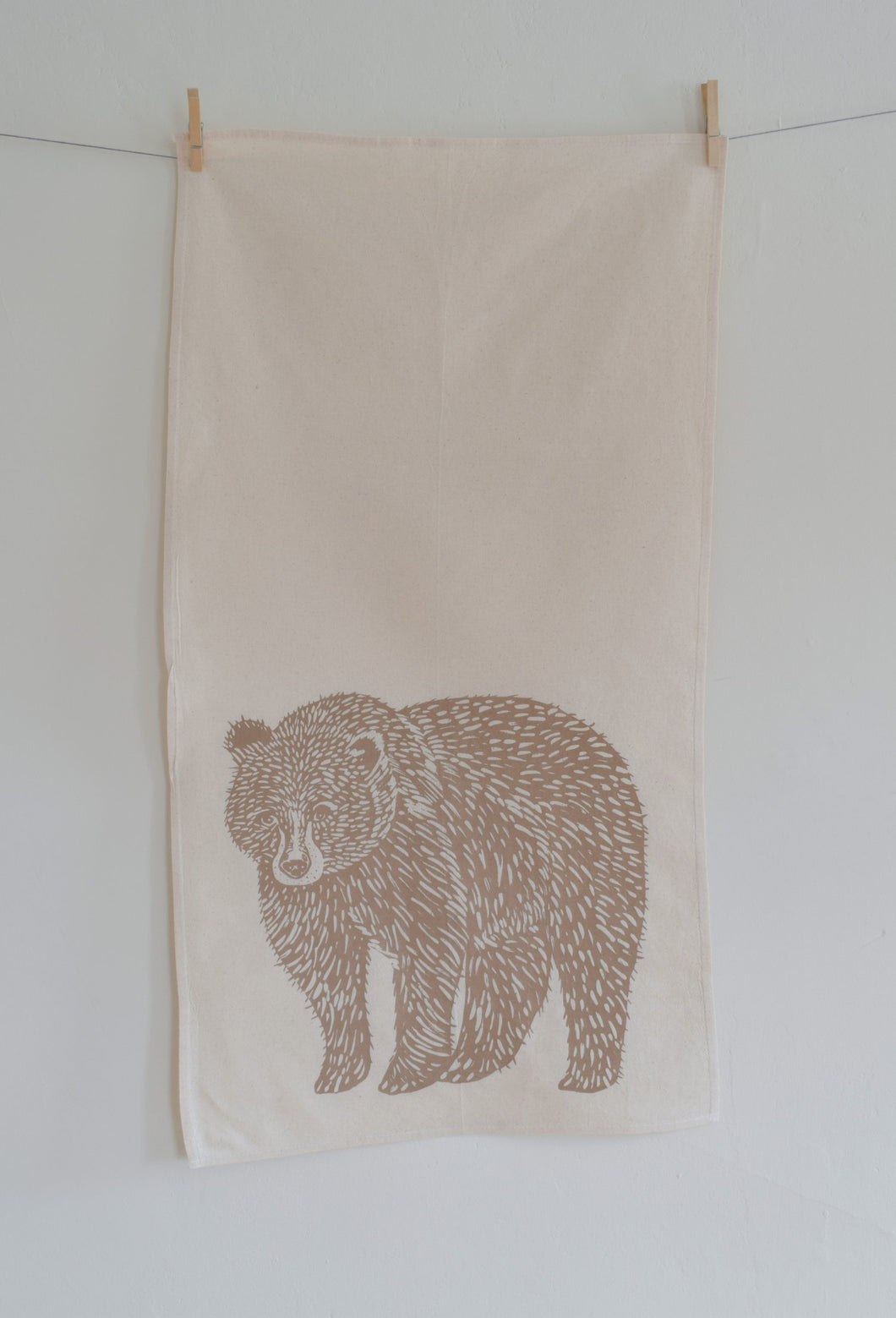 HEARTH AND HARROW | Organic Cotton Tea Towel