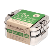 Load image into Gallery viewer, ECO LUNCHBOX | Three-In-One Classic