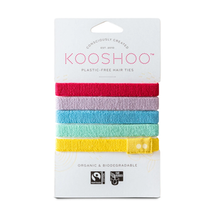 KOOSHOO | Organic Hair Ties