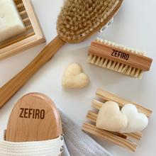 Load image into Gallery viewer, ZEFIRO | Wooden Soap Dish