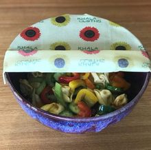 Load image into Gallery viewer, KHALA CLOTHS | Reusable Wax Food Wrap