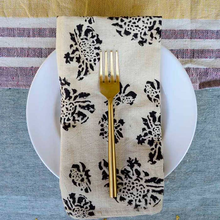 Load image into Gallery viewer, ICHCHA | Hand-dyed Organic Cotton Napkins