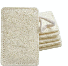 Load image into Gallery viewer, ZEFIRO | Loofah Kitchen Sponge (3 Pack)