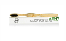 Load image into Gallery viewer, SMILE NATURAL PRODUCTS | Bamboo Toothbrush