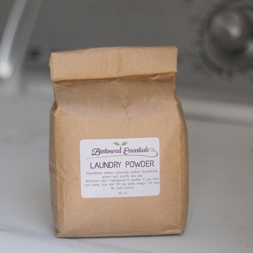 BESTOWED ESSENTIALS | Laundry Powder