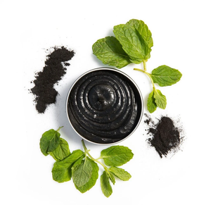 SMILE NATURAL PRODUCTS | Mint + Charcoal Toothpaste