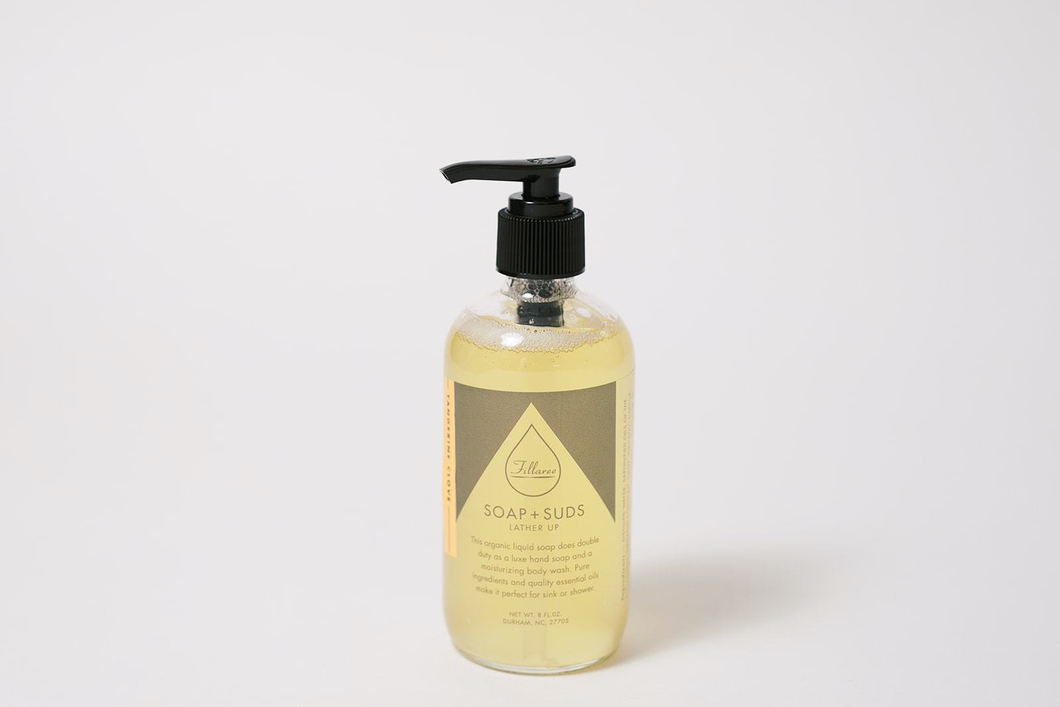 FILLAREE | Soap + Suds Hand & Body Wash - BULK (container NOT included)
