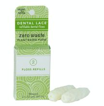 Load image into Gallery viewer, DENTAL LACE | Zero Waste Plant Based Floss
