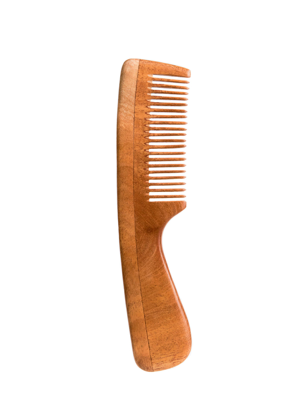 CLEAN PLANETWARE | Pure Neem Wood Hair Comb