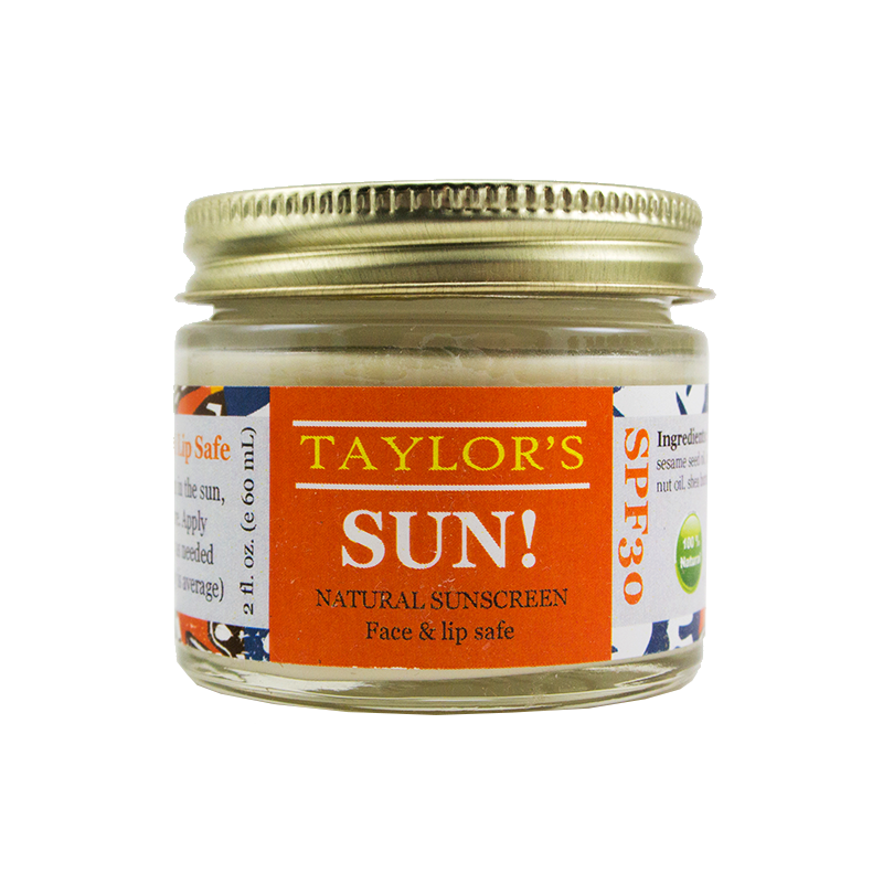 ELEVATED | SUN! Natural Sunscreen