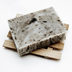 BESTOWED ESSENTIALS | Soap: Dead Sea Mud + Tea Tree