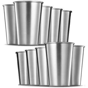 Stainless Steel Cup, 16oz