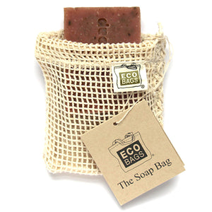 ECOBAGS | Cotton Soap Bag