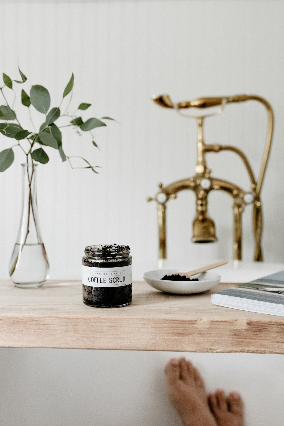 URBAN OREGANICS | Coffee Scrub