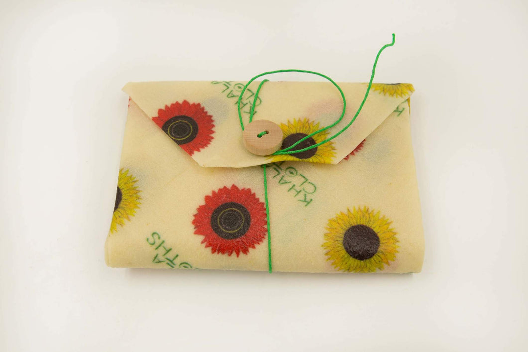 KHALA CLOTHS | Reusable Wax Food Wrap