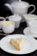 MinkaHome.com Traditional British scone with clotted cream