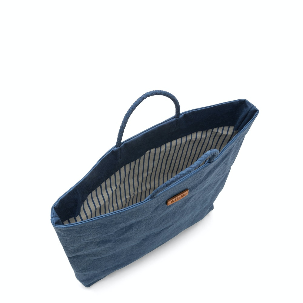 Yasuko Tote in Blue