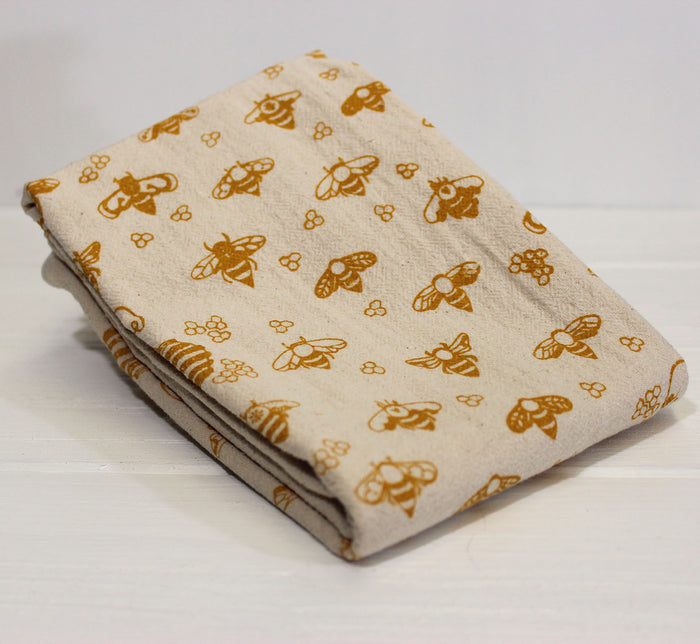 Bees Hand Towel