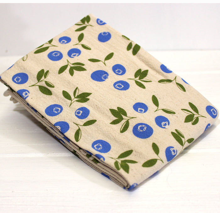 Blueberry Hand Towel
