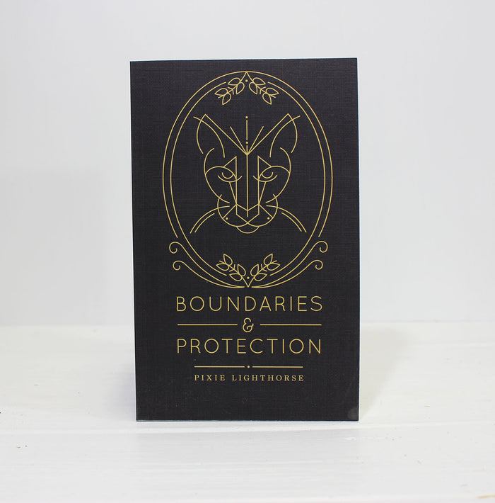 Boundaries & Protection Book