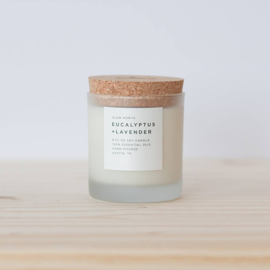 All Natural Scented Candles Minka