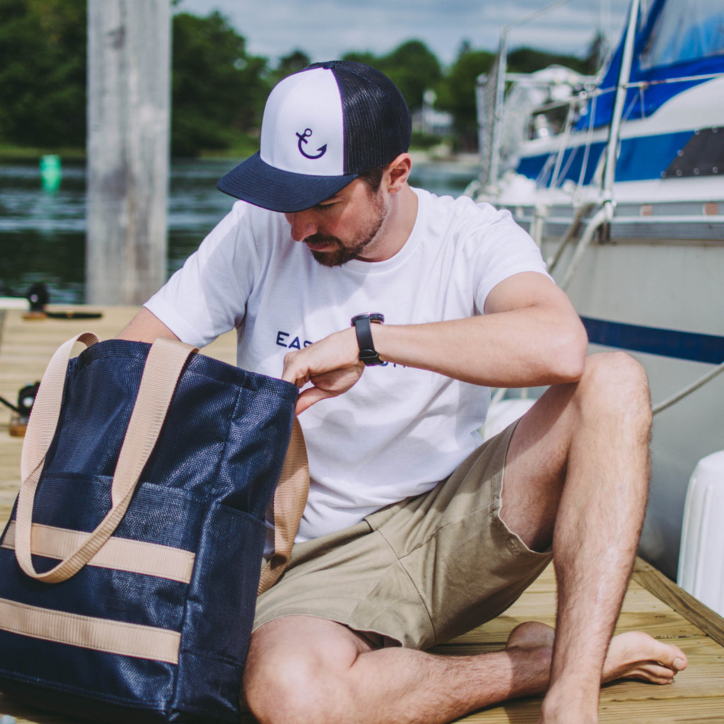 East Coasting | Anchor Hat