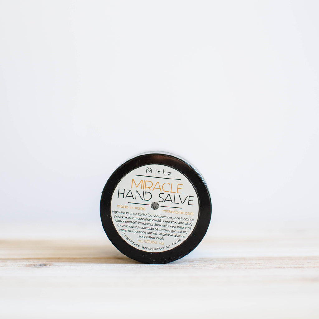 Miracle Hand Salve