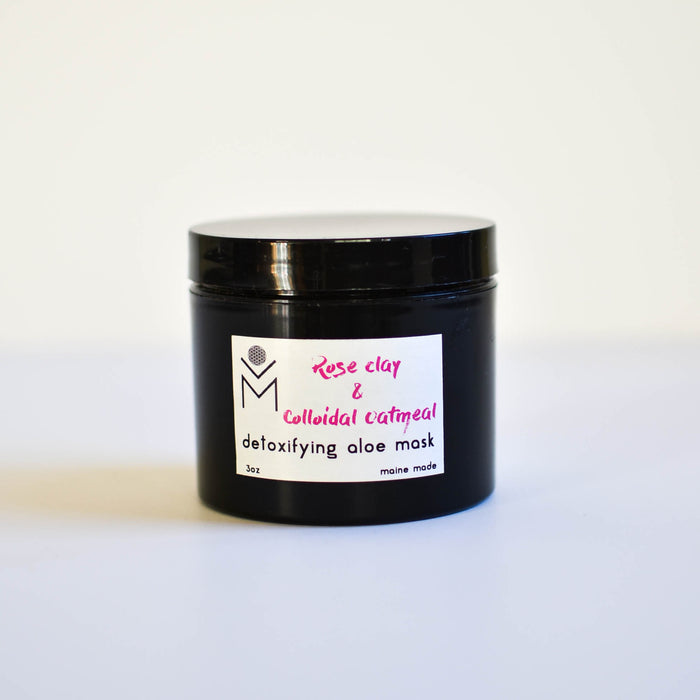 handmade all natural face mask