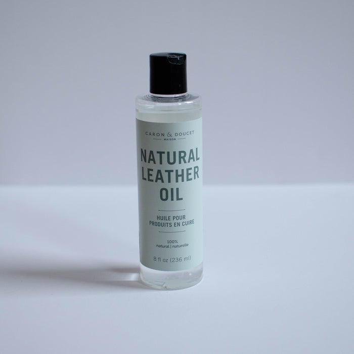 Natural Leather Oil