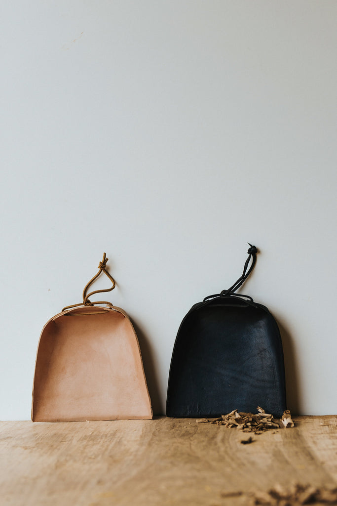 Leather Dustpan