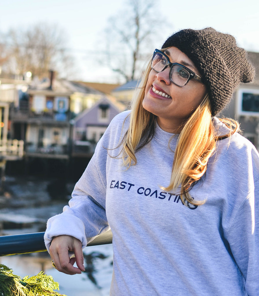 East Coasting Sweatshirt