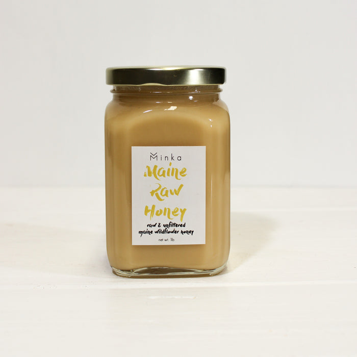 Minka Raw Honey