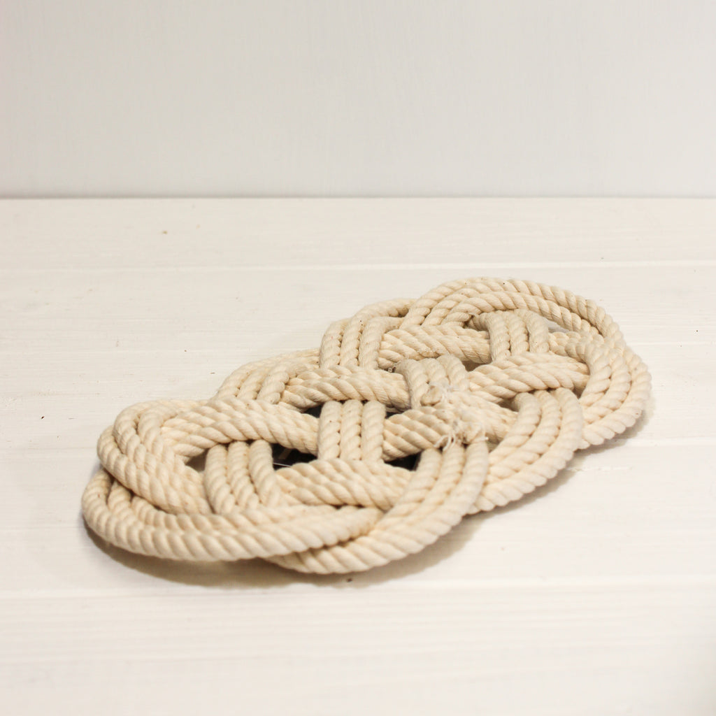 Ocean Plait Nautical Trivet