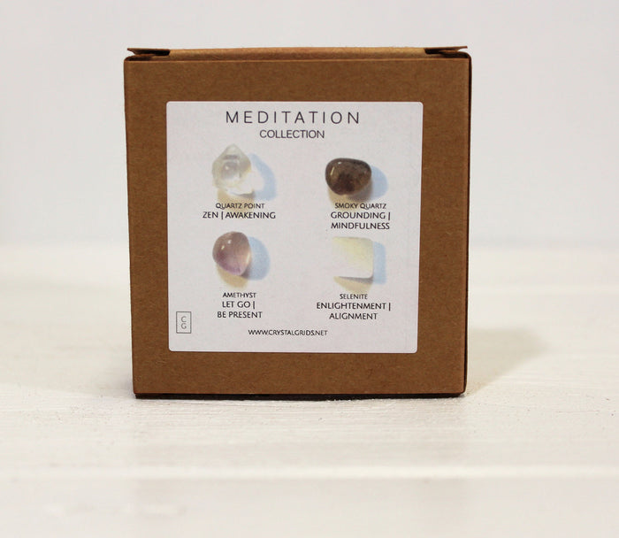 Box of Meditation Stones