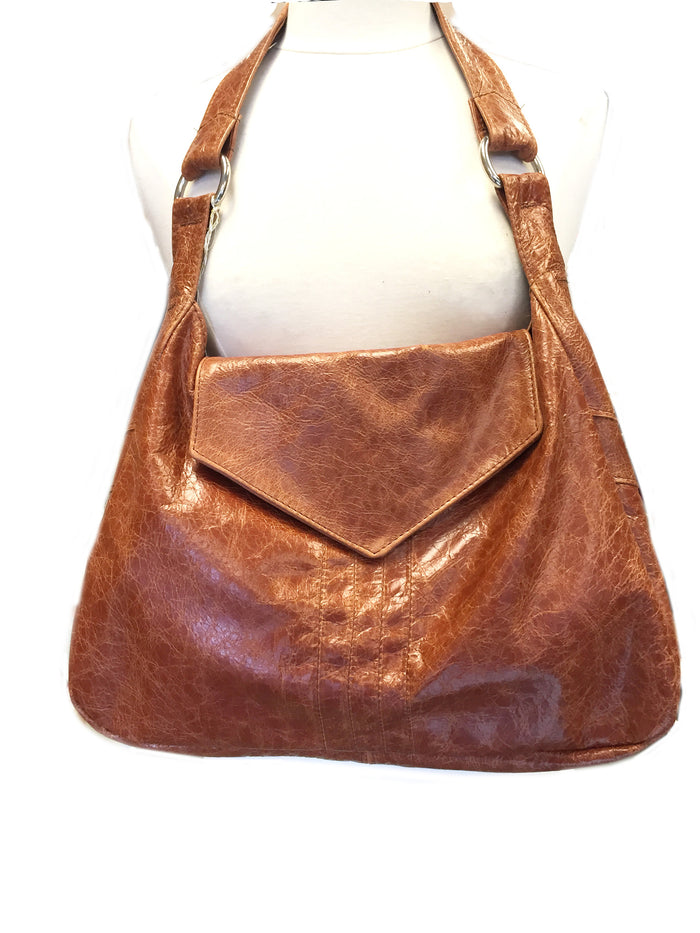 Maine Made Leather Handbag