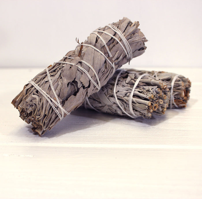 White Sage Smudge Wands