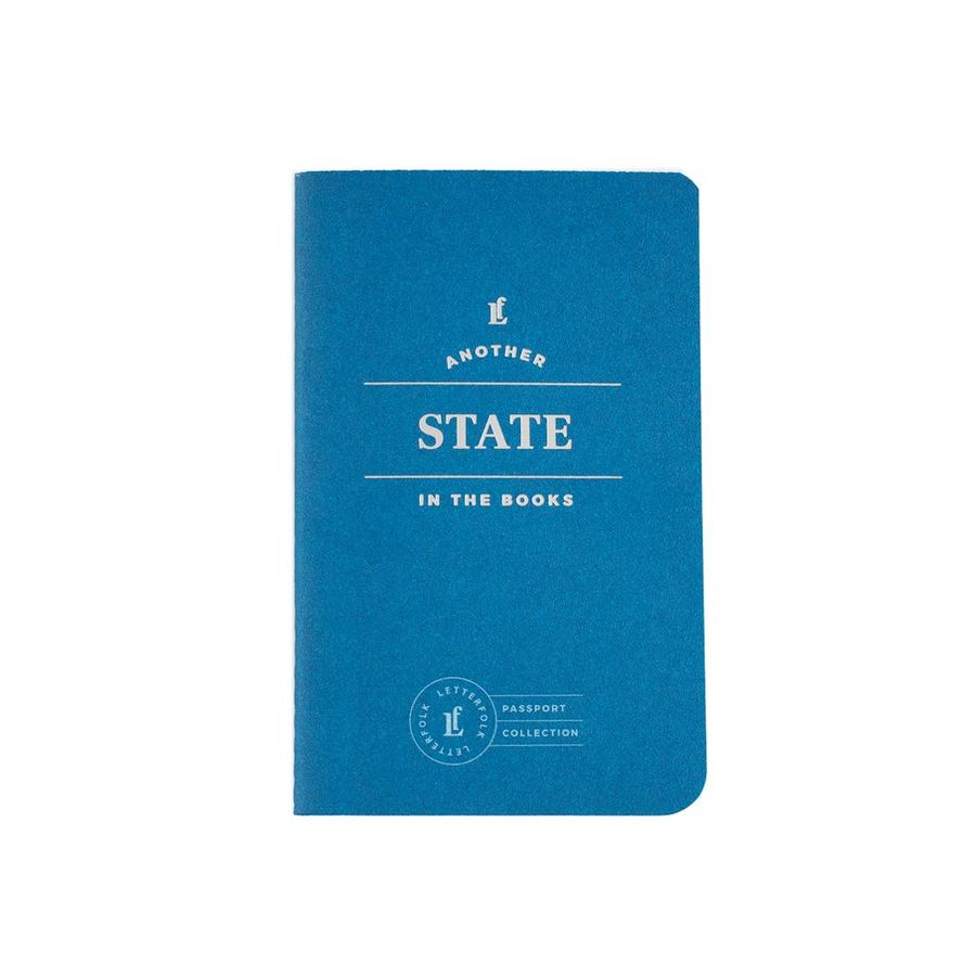 State Passport Collection Book