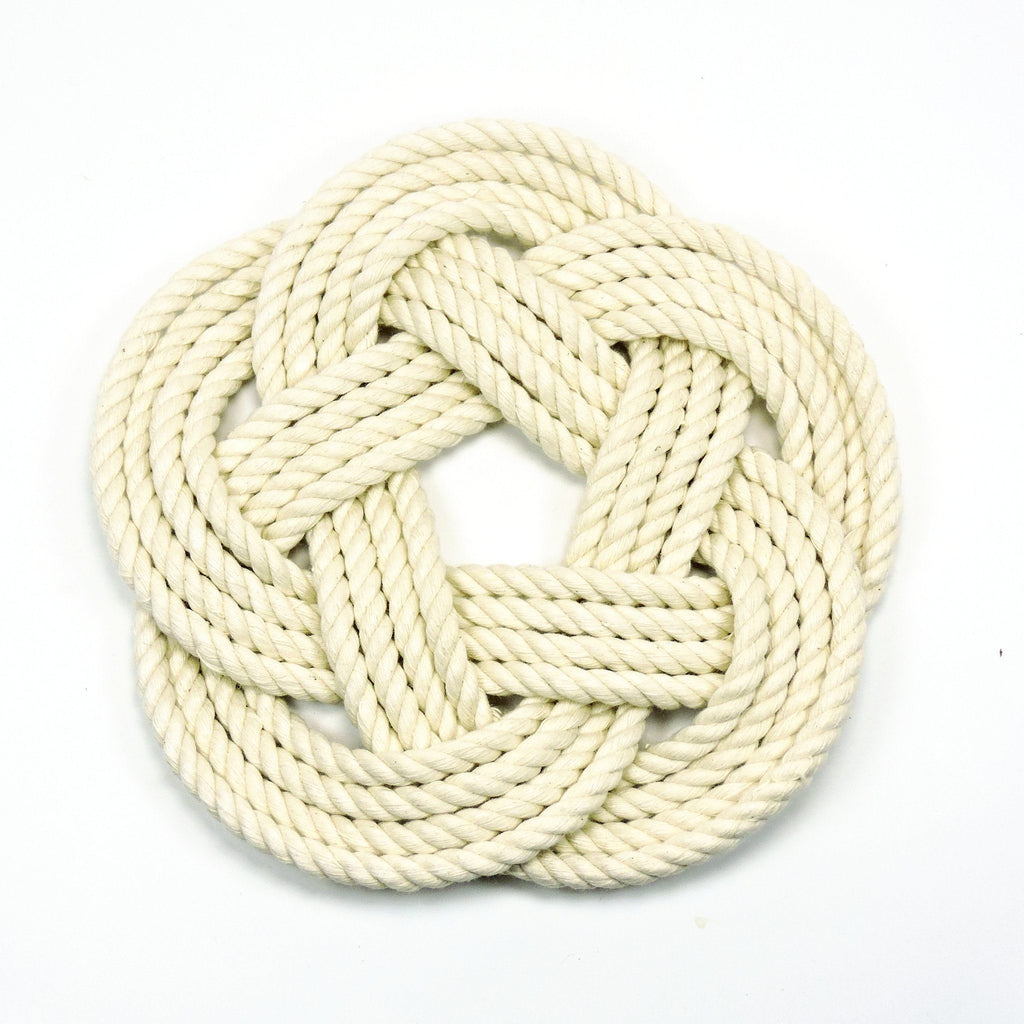 Sailor knot Trivet