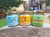 Yours Bee Loved - Quotes Candle | Natural Soy Wax Candle | Funny Quotes Combo - YoursBeeLoved