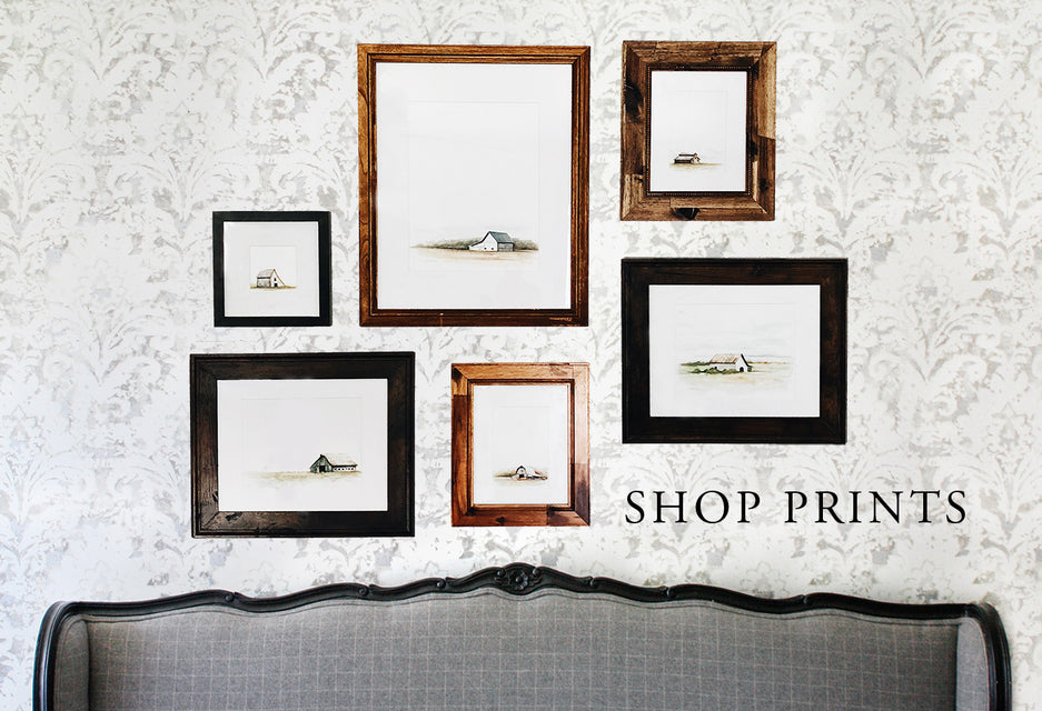 Shop Prints from Fox Hollow Studios